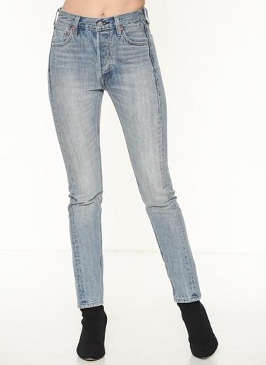 Levi's® Jean Pantolon   501 - Skinny Mavi